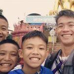 La meditación como salvación: Ekapol y los chicos atrapados en una cueva en Tailandia