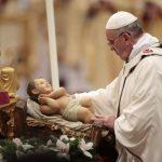 10 pensamientos del Papa Francisco para Navidad