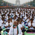 El Día Internacional del Yoga celebra el Solsticio con prácticas espirituales