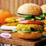 Las recetas de PH: Deliciosas hamburguesas vegetarianas de calabaza