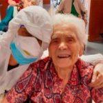 Ada: la abuela de 104 años que se curó del Coronavirus, superó la Gripe Española y dos Guerras Mundiales