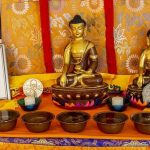 Armá este altar budista en tu casa y llenala de linda energía. Instrucciones sencillas