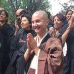 Monja zen argentina llama a revolucionar a la Humanidad por medio de la Meditación