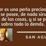 Frases de San Agustín. Bellas reflexiones sobre el amor, la paz y la justicia