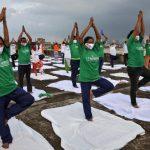 Día Internacional del Yoga 2020: prácticas de Yoga en todo el mundo en medio de la Pandemia