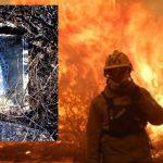 Virgen de Luján permanece intacta en medio de fuertes incendios en Córdoba de forma milagrosa